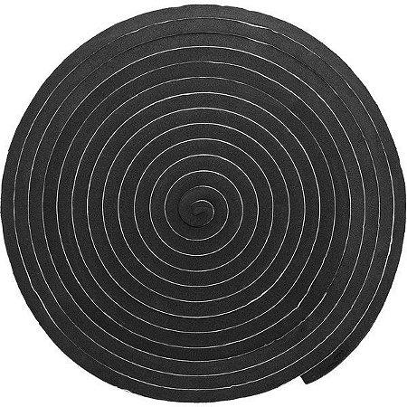 VONDER - Fita de espuma adesiva, 6 mm x 12 mm, com 4 metros