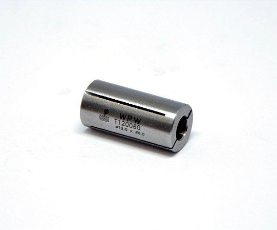WPW - Bucha de Redução 12mm PARA 6mm