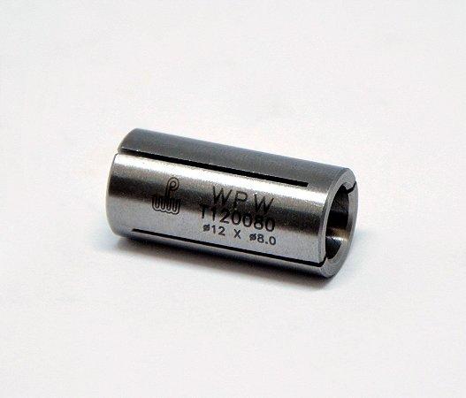 WPW - Bucha de Redução 12mm PARA 8mm