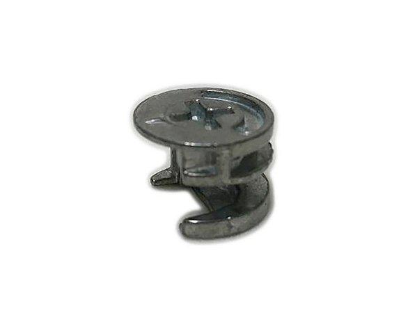 BIGFER - Minifix - Tambor 09.11.007.901 = 001 und - Bigfix 15 x 11 mm (sem acabamento)