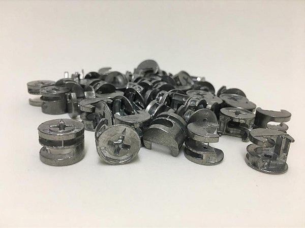 BIGFER - Minifix - Tambor 09.11.007.901 = 050 und - Bigfix 15 x 11 mm (sem acabamento)