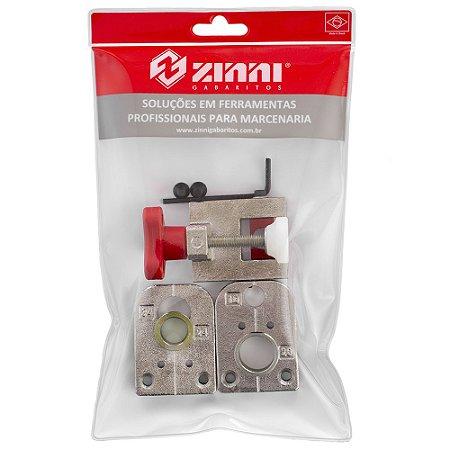ZINNI - Kit 02 Grampo 47 (Grampo + 2 Mascaras)