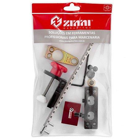 Zinni - Kit VB/Rafix (Grampo + Escala + Máscaras VB + Bloco Flauta) - #4 (ZKIT4)