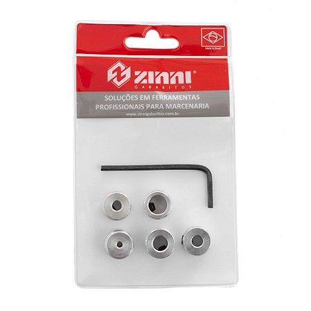 Zinni - Kit Limitadores de Brocas - #10 (ZKIT10)