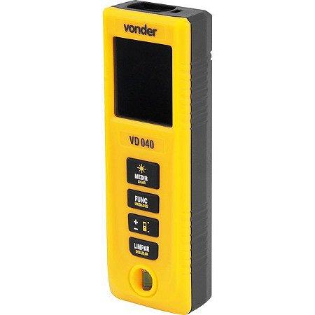 VONDER - Medidor de distância a laser (Trena) 40 m VD 040