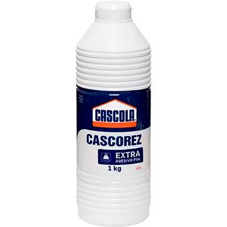 Henkel - Adesivo Cascola Cascorez Extra 01Kg - Cola Branca PVA