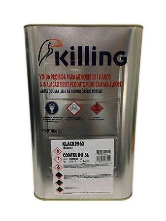 Killing - Thinner - 5 litros Kisalack 9962