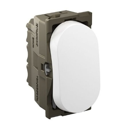 Legrand Nereya - Módulo Interruptor Paralelo NY Branco 10A 250V 663001