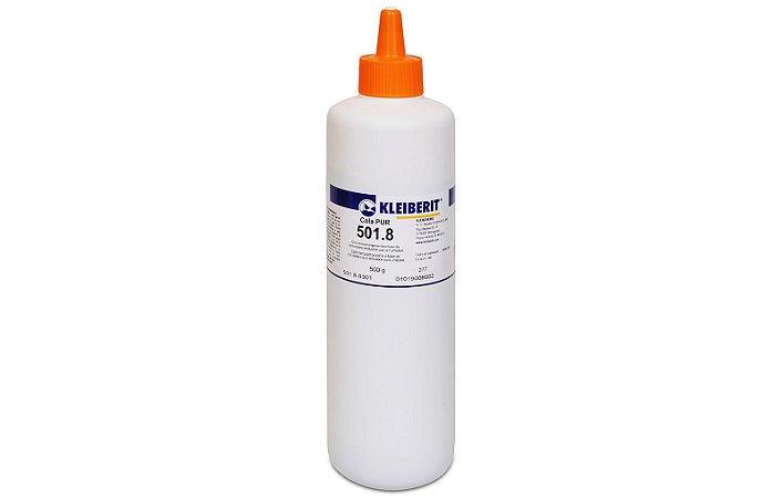 Kleiberit - Cola PUR 501.8.83 Monocomponente Expansiva 8 min (secagem rápida) 500 gr