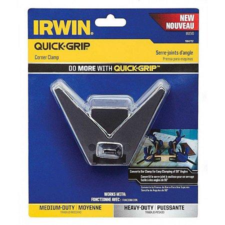 IRWIN - Acessório Angular 90º para Grampo Rápido 2006025