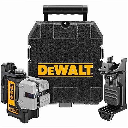 Dewalt - Nível a Laser de Planos com Projeção de Linhas de 90° - DW089K-BR