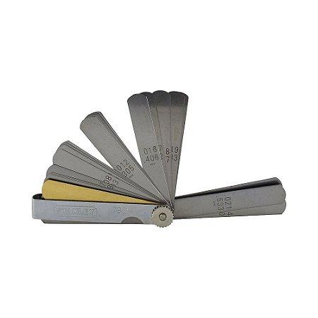 Stanley - Calibrador De Folgas 0.0 51 A 0.889mm - 78-214