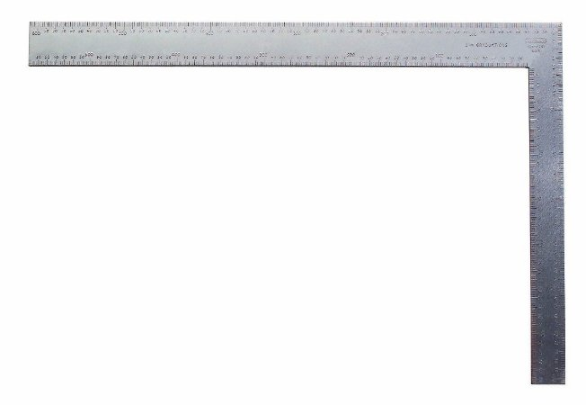 Stanley - Esquadro de Aço p/ Carpinteiro 600 x 400 mm (24 x 16 pol) 45-600