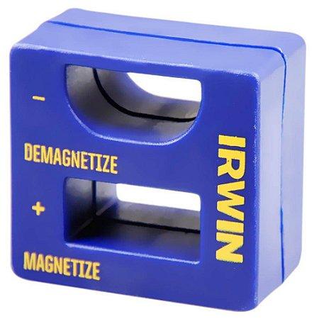 IRWIN - Magnetizador e Desmagnetizador p/ Chaves Fenda / Phillips
