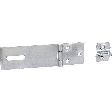 """VONDER - Porta-cadeado zincado 4.1/2"""""""