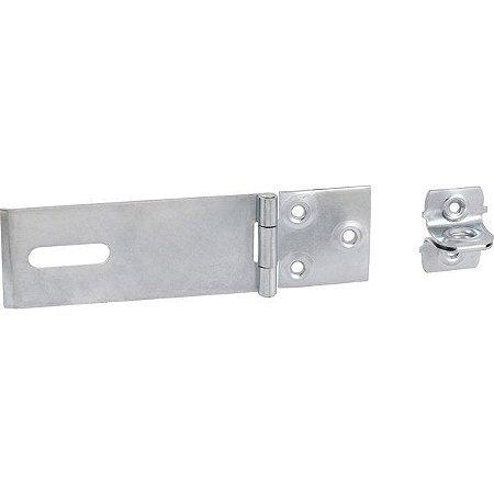 """VONDER - Porta-cadeado zincado encartelado 4.1/2"""""""