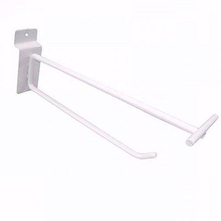 Alfani - Gancho porta preço 3/16 - Branco - 20 cm