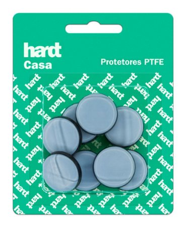 Hardt - Protetores de PTFE Redondo D25 08 und R0031CZ