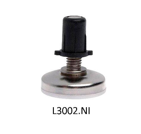 Hardt - Sapata niveladora Regulável D33xM8 - L3002NI