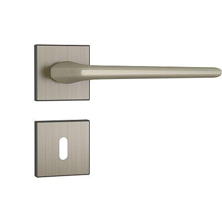 STAM - Fechadura 813/27 RQ1 - Roseta Quadrada ANTIQUE - Interna - 38505