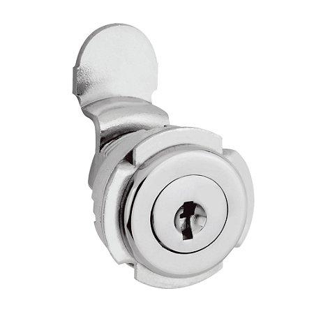 STAM - Fechadura para Móveis 312  L1 - Externa CROMADO CCSD - 13073