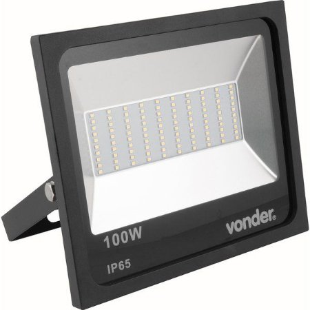 VONDER - Refletor de Led - 100W - RLV100