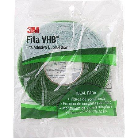 3M - Fita Dupla Face VHB - 12mm x 20m - 10.46.491.012