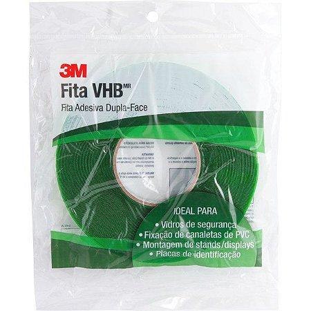 3M - Fita Dupla Face VHB - 25mm x 20m - 10.46.491.025