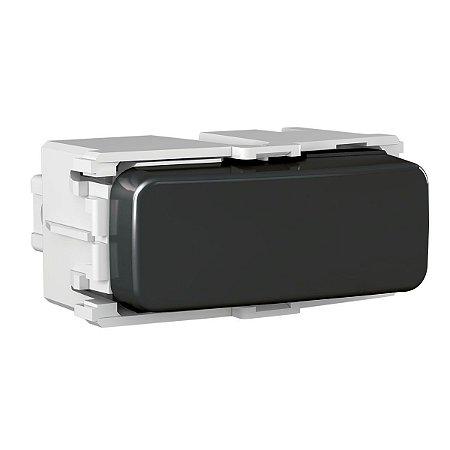 WEG - Composé - Módulo Interruptor 10 A/250 Vca - Simples - Preto