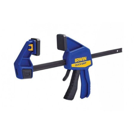 "IRWIN - Grampo Rápido Medium Duty - 30cm - 12"" - 2005992"