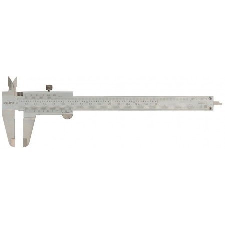 "MITUTOYO - Paquímetro Analógico Universal 150mm/6"" – 0,02mm/ .001"" – 530-312BR"
