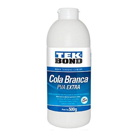 Tekbond - Cola Branca PVA Extra - 500g
