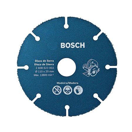 Bosch - Disco de Serra Mármore p/ Madeira