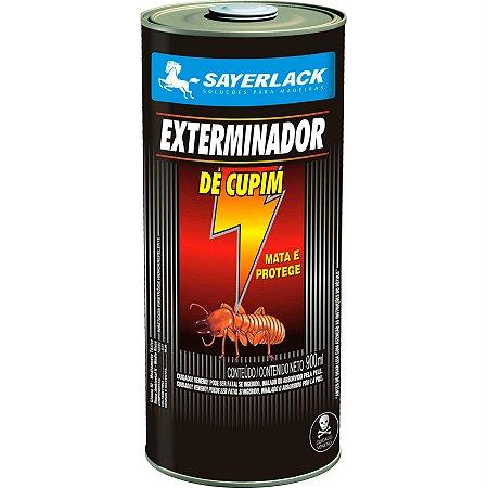 Sayerlack - Cupinicida - Exterminador de Cupim - 0,90L - GT.3954QT