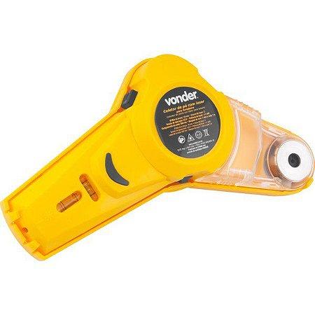 VONDER - Coletor de Pó c/ Nível a Laser p/ Furadeira