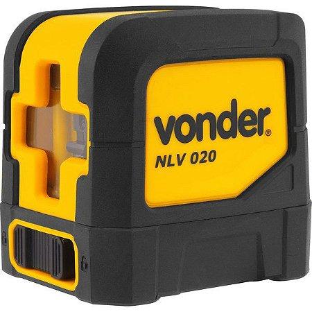 VONDER - Nível Laser - 20 metros - NLV020