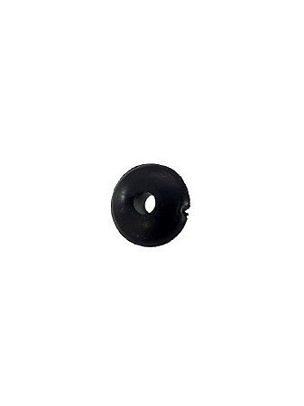 BIGFER - Chupeta para Haste 1/4 - (PVC PRETO)