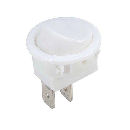 Artetílica Nuze - Interruptor Gota - Branco - N11.01