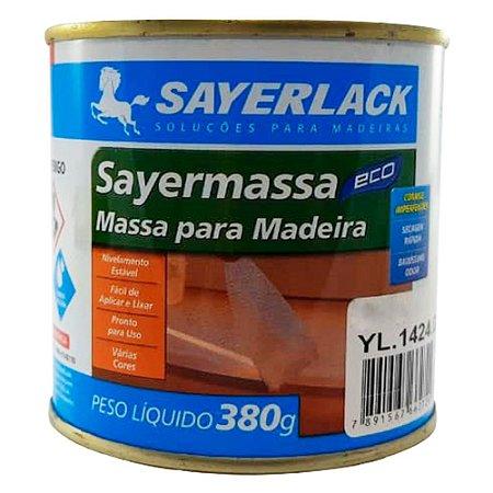 Sayerlack - Massa para madeira Sayermassa IMBUIA/TABACO -  0,38KG - YL.1424.4192L2
