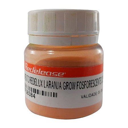 Redelease - Pigmento Fosforescente Redelux - Laranja Glow (50g)