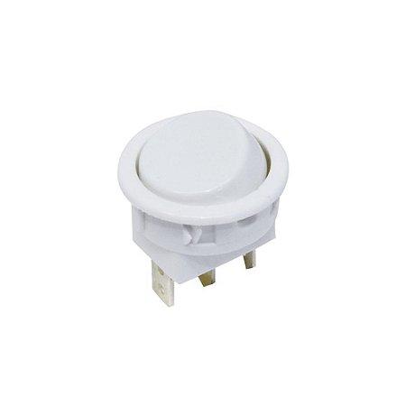 MARGIRIUS - Chave Interruptor p/ móveis 16101 - 6A Branco