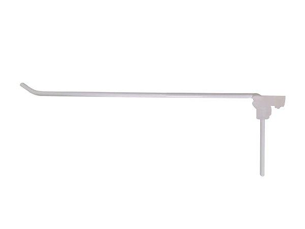 DiCarlo - Gancho Simples Branco 4mm - 20cm - 0402FPA01.0006