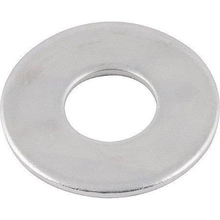Açopar - Arruela Lisa ZB - 06,35mm - 1/4 Unitário a Granel