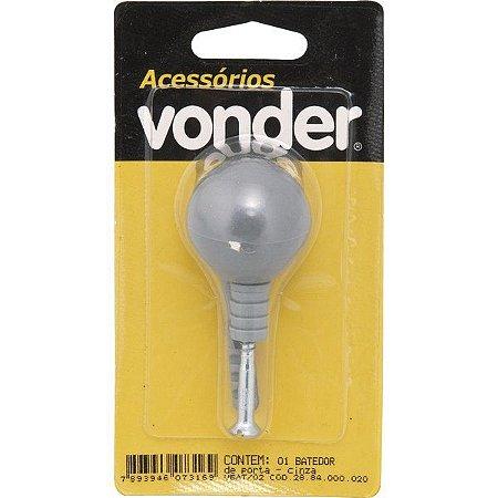 VONDER - Batente De Porta - 8mm - Cinza