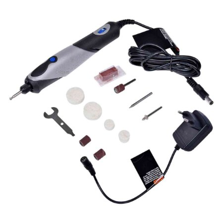 Dremel - Micro Retífica Stylo+ - Bivolt - com 11 Acessórios