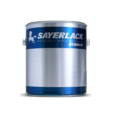 Sayerlack - Laca Nitro Branca Brilhante - 3,6L - NB.9143.02GL