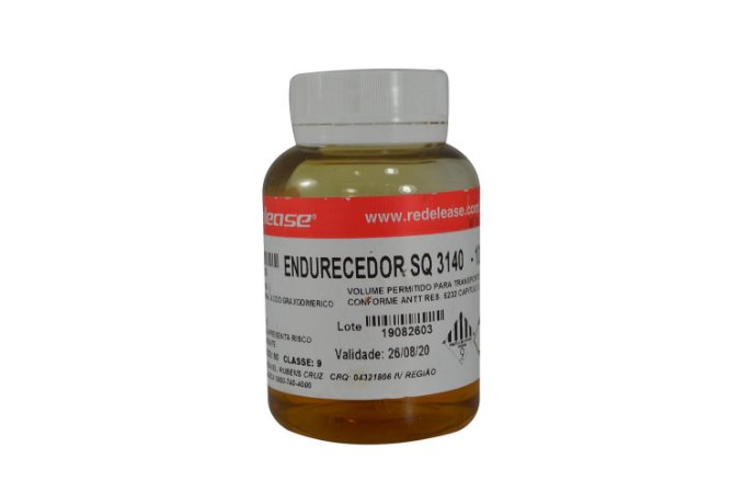 Redelease - Endurecedor Epoxi SQ-3140 (Alta Adesão) - 100GR