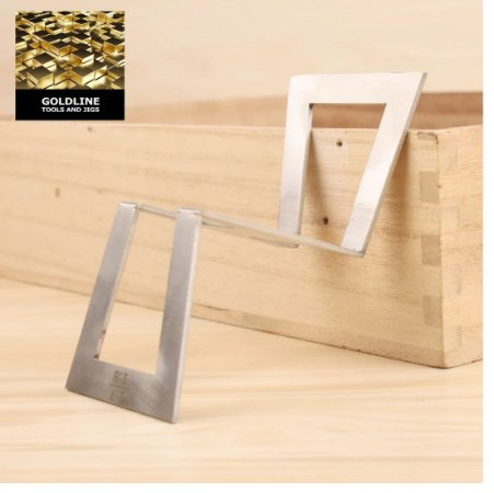 GOLDLINE - Dovetail Marcador para Rabos de Andorinha