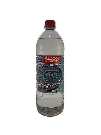 Prol - Álcool Etílico Hidratado 70º INPM - Lavanda - 900ml