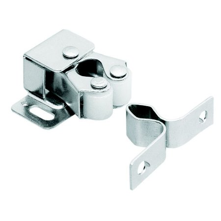 Vonder - Fecho p/ móveis - rolete - com parafuso autoatarraxante - 3,5 X 13